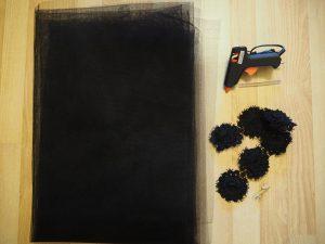 DIY Veil materials