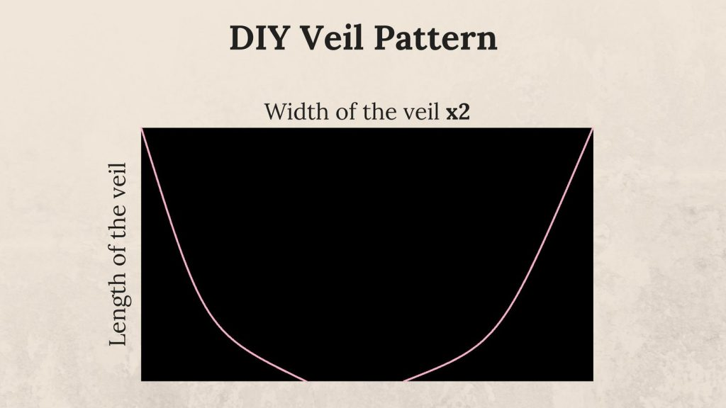 DIY Veil Pattern