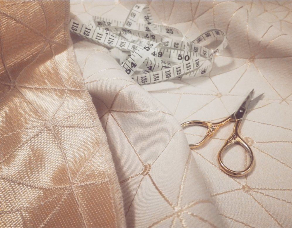 DIY Easy Box Pleated Skirt material